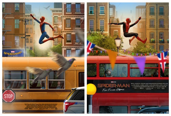 Image of Spider-Man Set