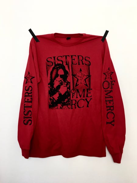Image of L/XL/XXL - SISTERS RED