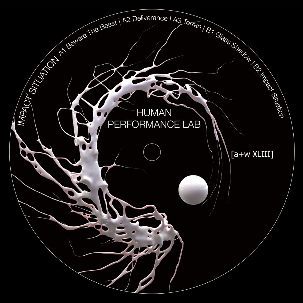 "Image of [a+w XLIII] Human Performance Lab - Impact Situation 12"" (out on 28.02.)"