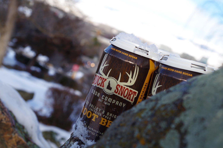 Image of 4 pack of Sun Valley's Original Root Beer