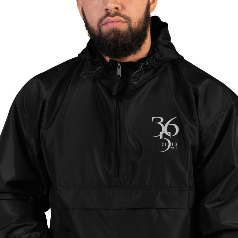 Image of 365 CLIQ Embroidered Champion Jacket