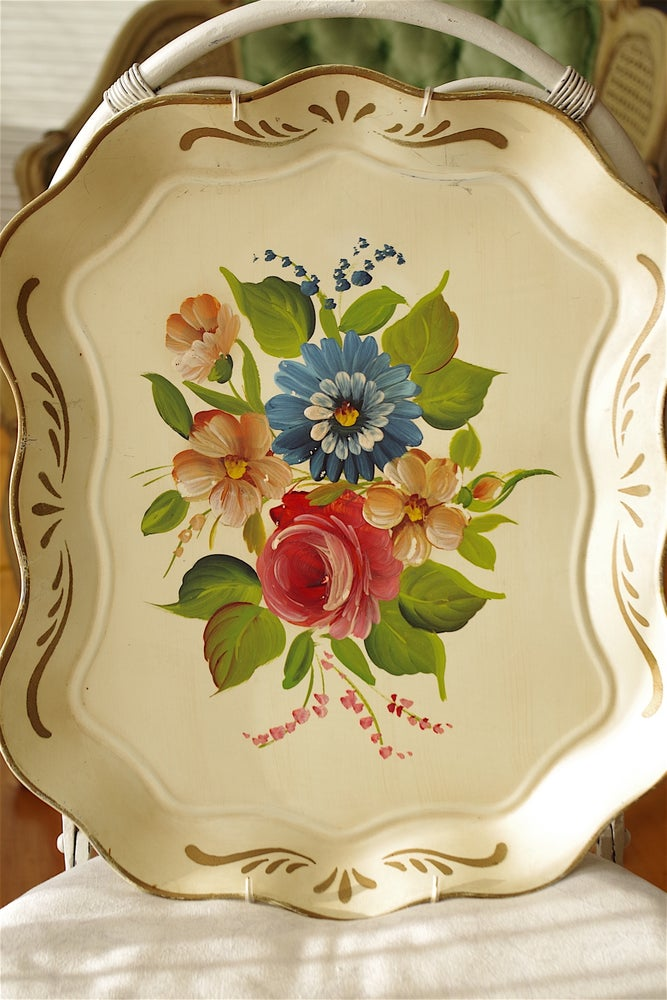 Image of Floral Tray