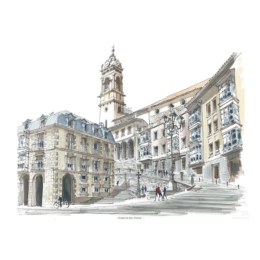 Image of Cuesta de San Vicente
