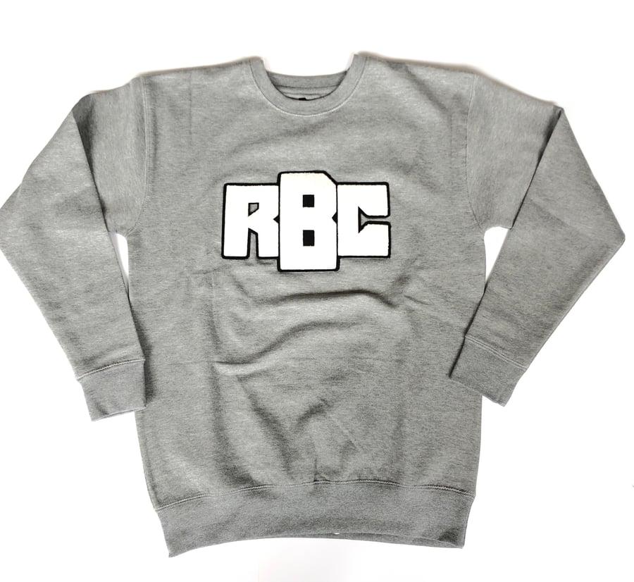 Image of RBC Chenille Patch Sweatshirt