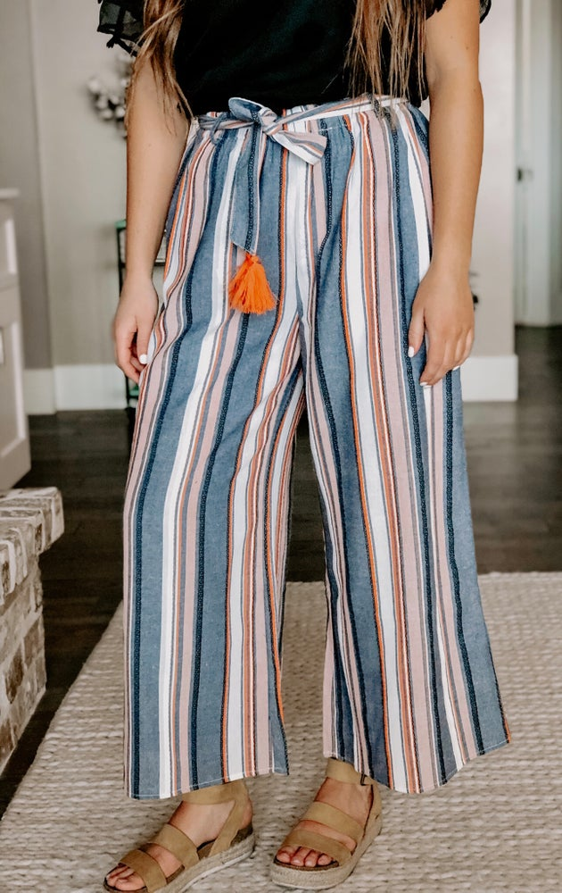 Image of LAYLA LINEN PANTS