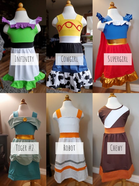 Image of Knit Play Dresses