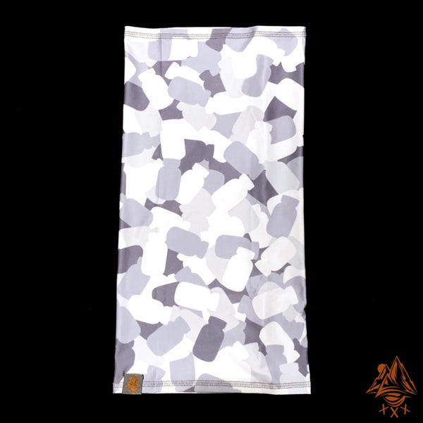 Image of Bootlegger Camo Face Mask (Ghost)