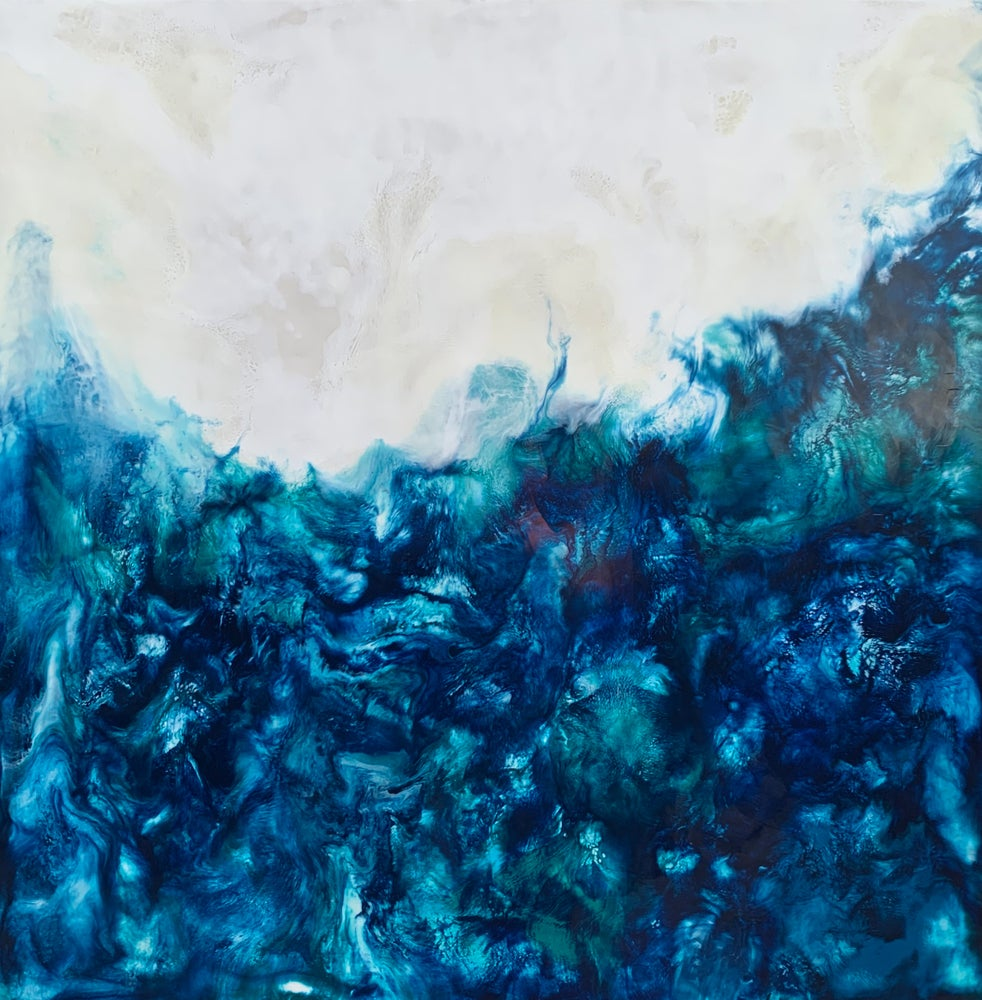 Image of Into the Deep #2  (24x24in)