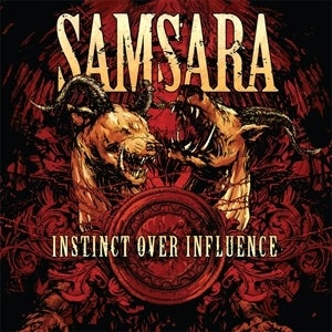Image of Instinct Over Influence CD