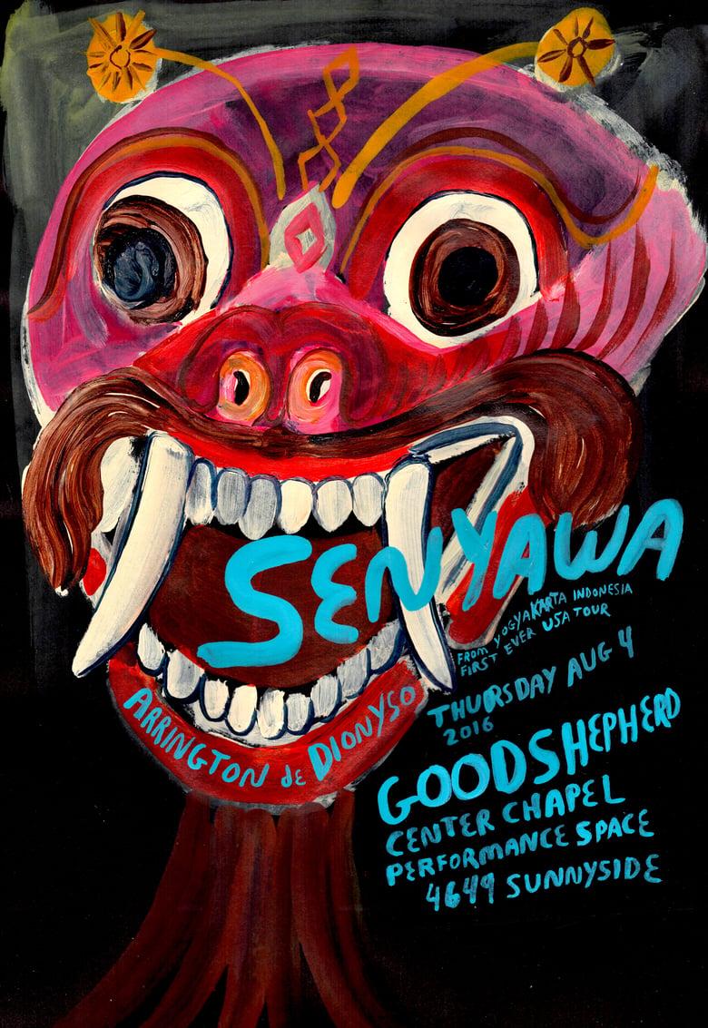 Image of SENYAWA poster combo