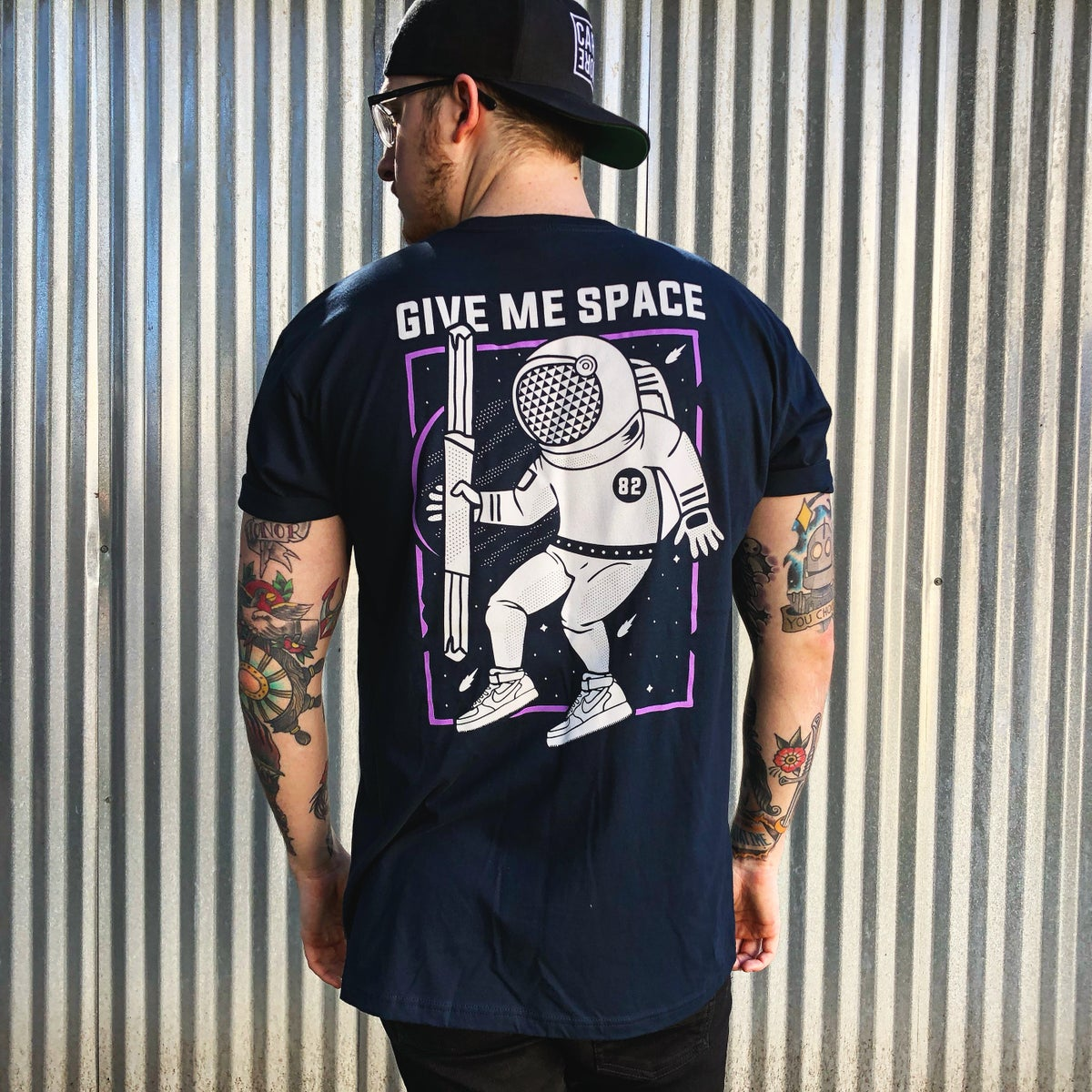 Image of 'Give Me Space' Tee