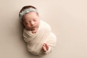 Image of Vanilla BabyPlush Wrap