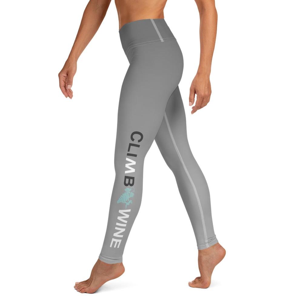 Image of Indoor Leggings: Grey