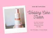 Image of Wedding Cakes Taster Event - Saturday 7th March 2020