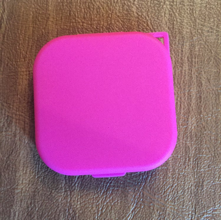 Image of LIMITED EDITION: PINK TABS2GO CASES.