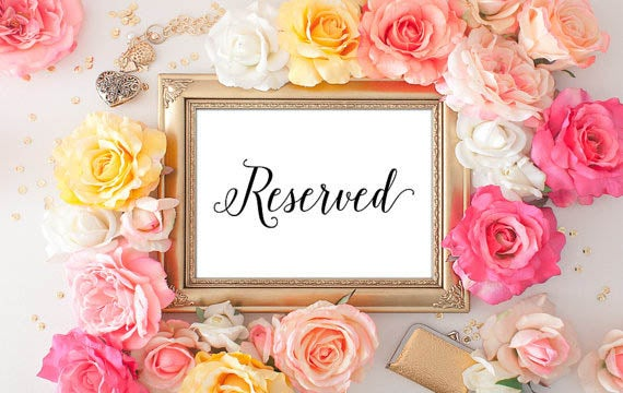 Image of Reserved Listing for Linda W.