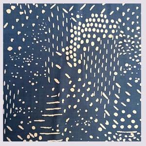 Image of Tissu: Pois et variation