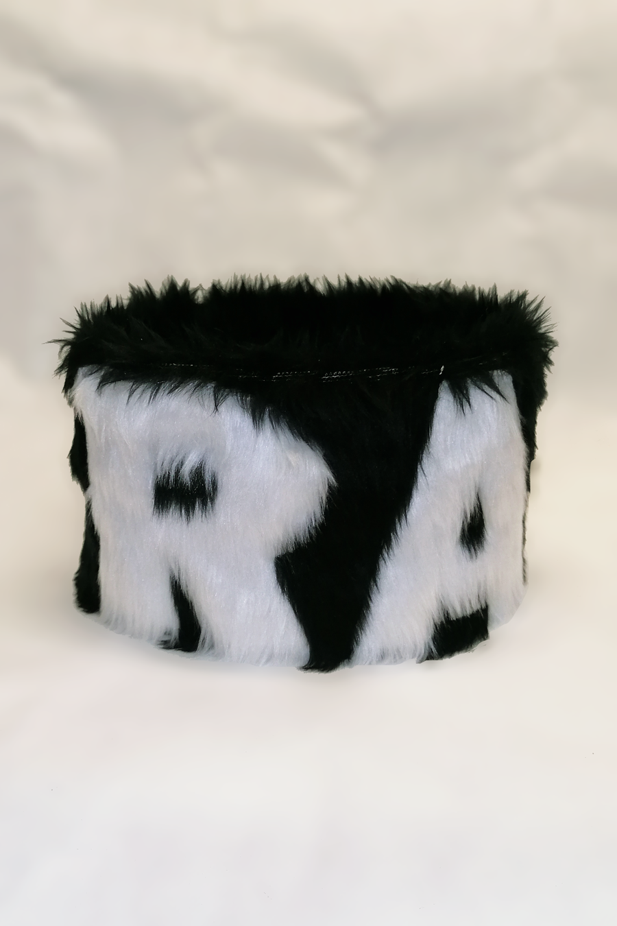 Image of CUSTOM FAUX FUR HAT (Choose your statement and colors)