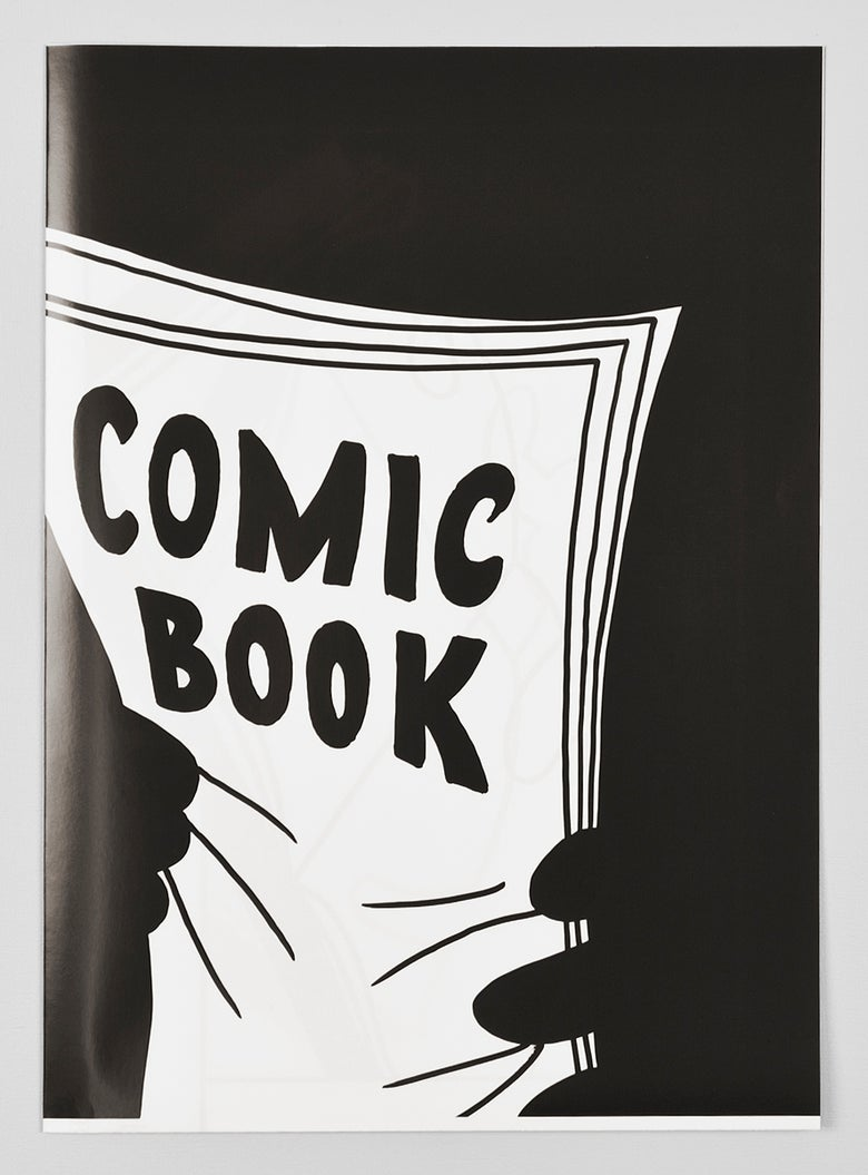 Image of Comic Book (Untitled)