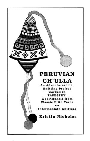 Image of Knit PDF - Peruvian Ch'ulla / World Knits Collection