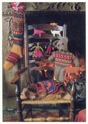Image of Knit PDF - Ethnic Gift Collection /World Knits Collection Download