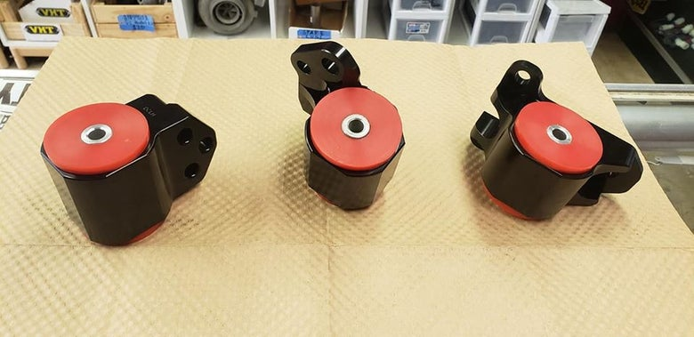 Image of EG DC polyurethane engine mounts Alloy