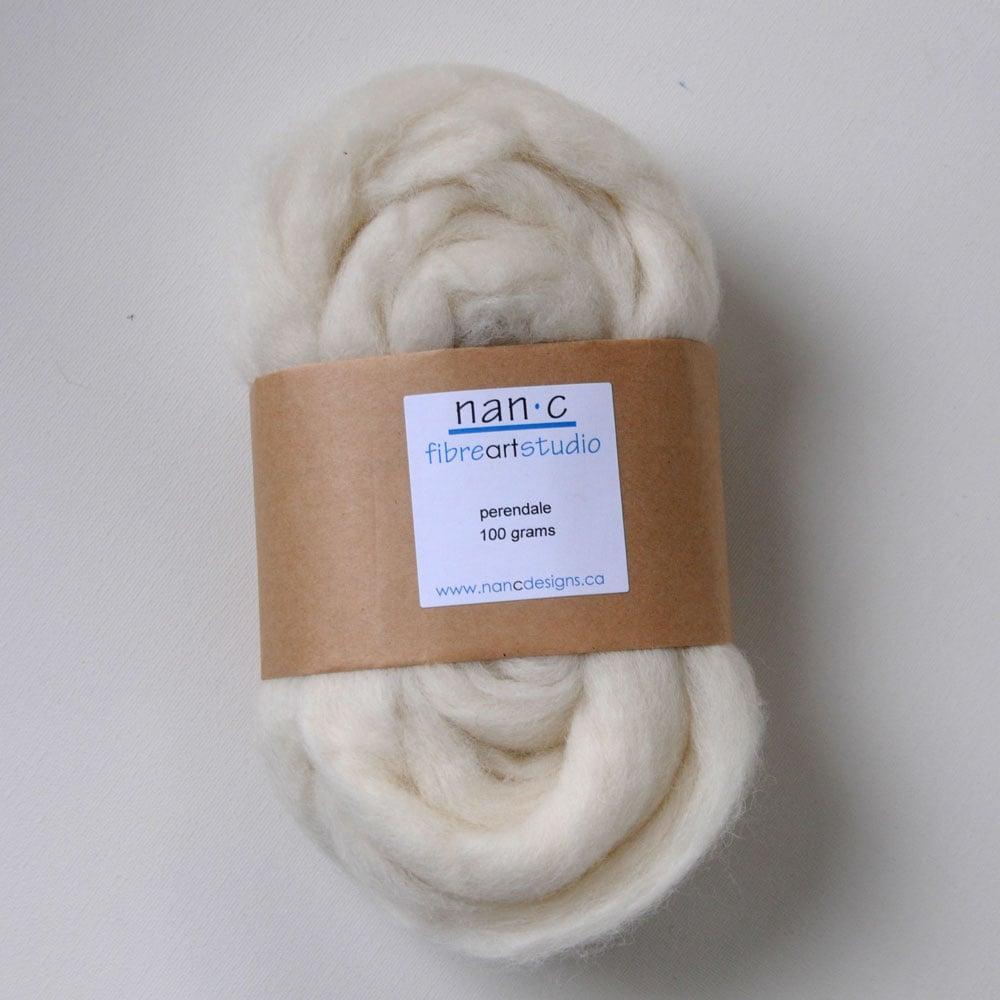 Wool - undyed