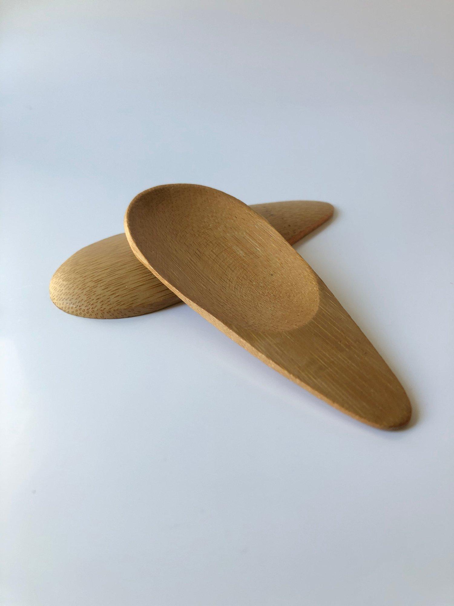 Image of Bamboo spatula/ applicator