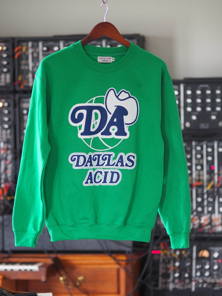 Image of Dallas Acid Luxury Sports Jersey