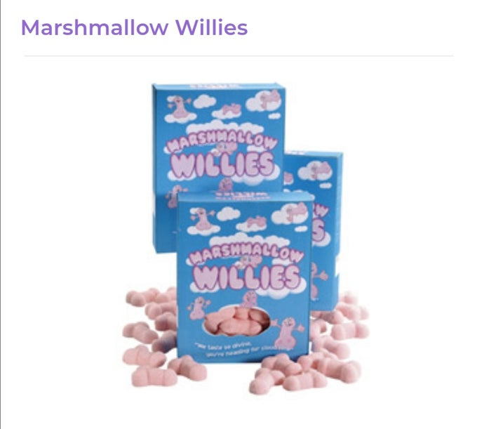Image of Marshmallow Willies