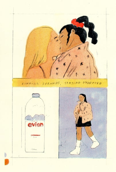 Image of evian