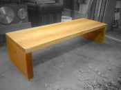 Image of Cypress Bench