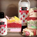 Sugared Strawberry Goat Milk Lotion