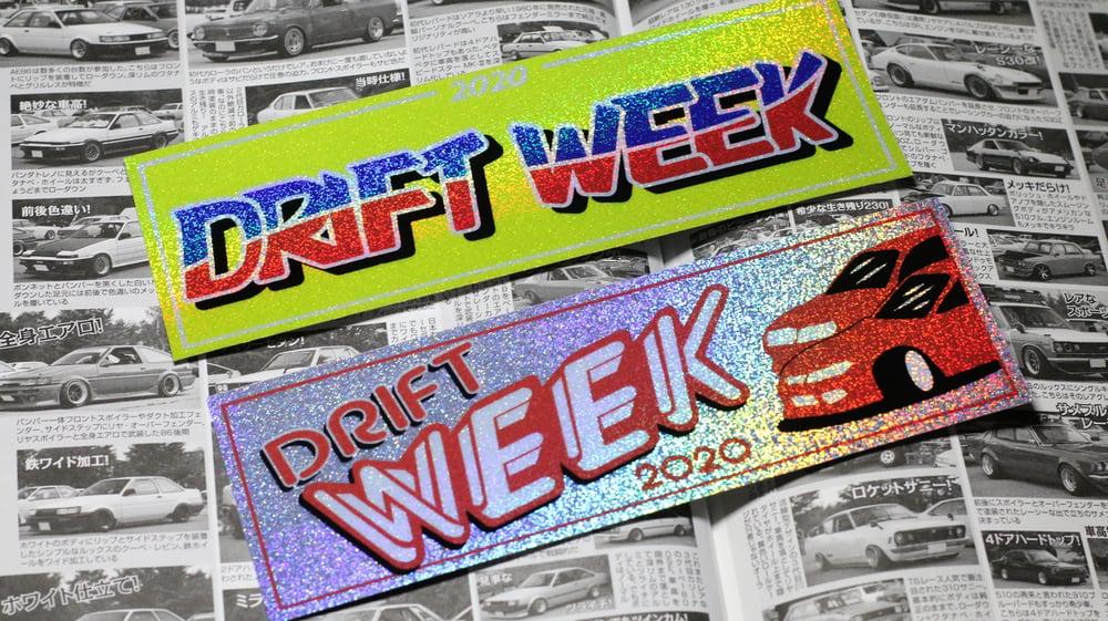 Image of Drift Week 2020