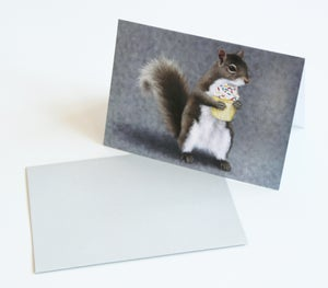 "Image of ""Sweet Tooth"" Greeting Card"