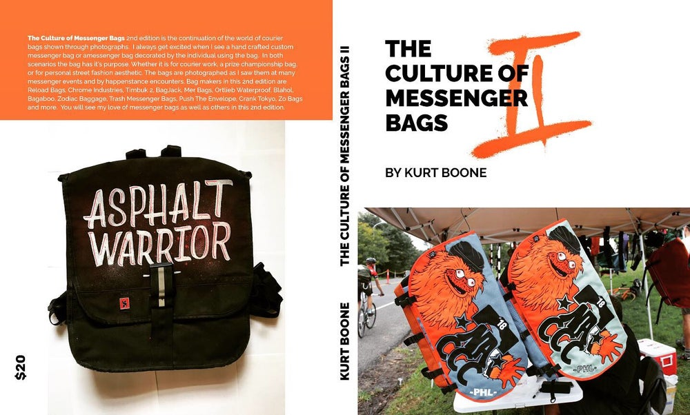 Image of The Culture Of Messenger Bags 2