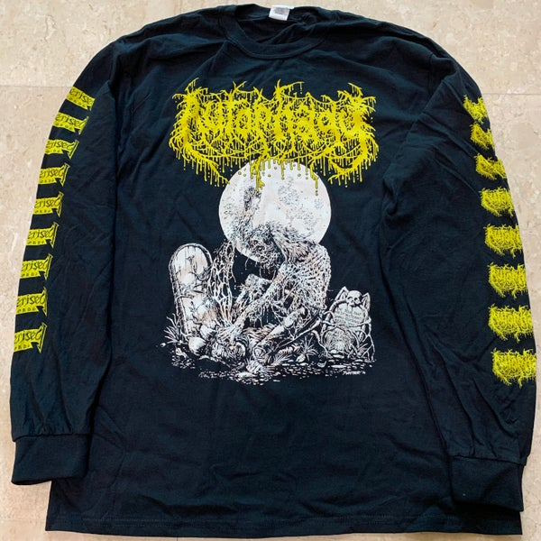 "Image of AUTOPHAGY ""Demo"" Longsleeve"