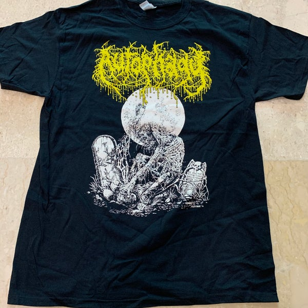 "Image of AUTOPHAGY ""Demo"" T-Shirt"
