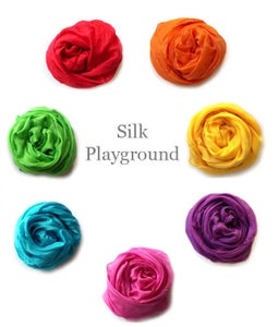Image of Single playsilk