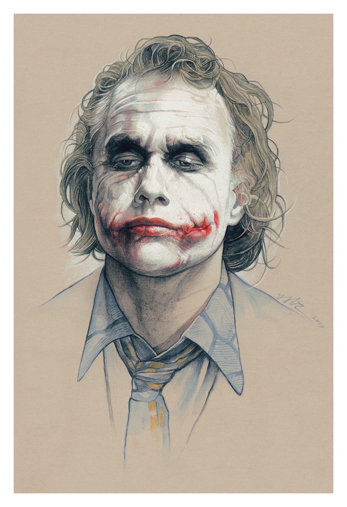 Image of Joker Ledger