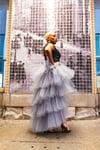 Slaying Diva Tulle Skirt - Gray
