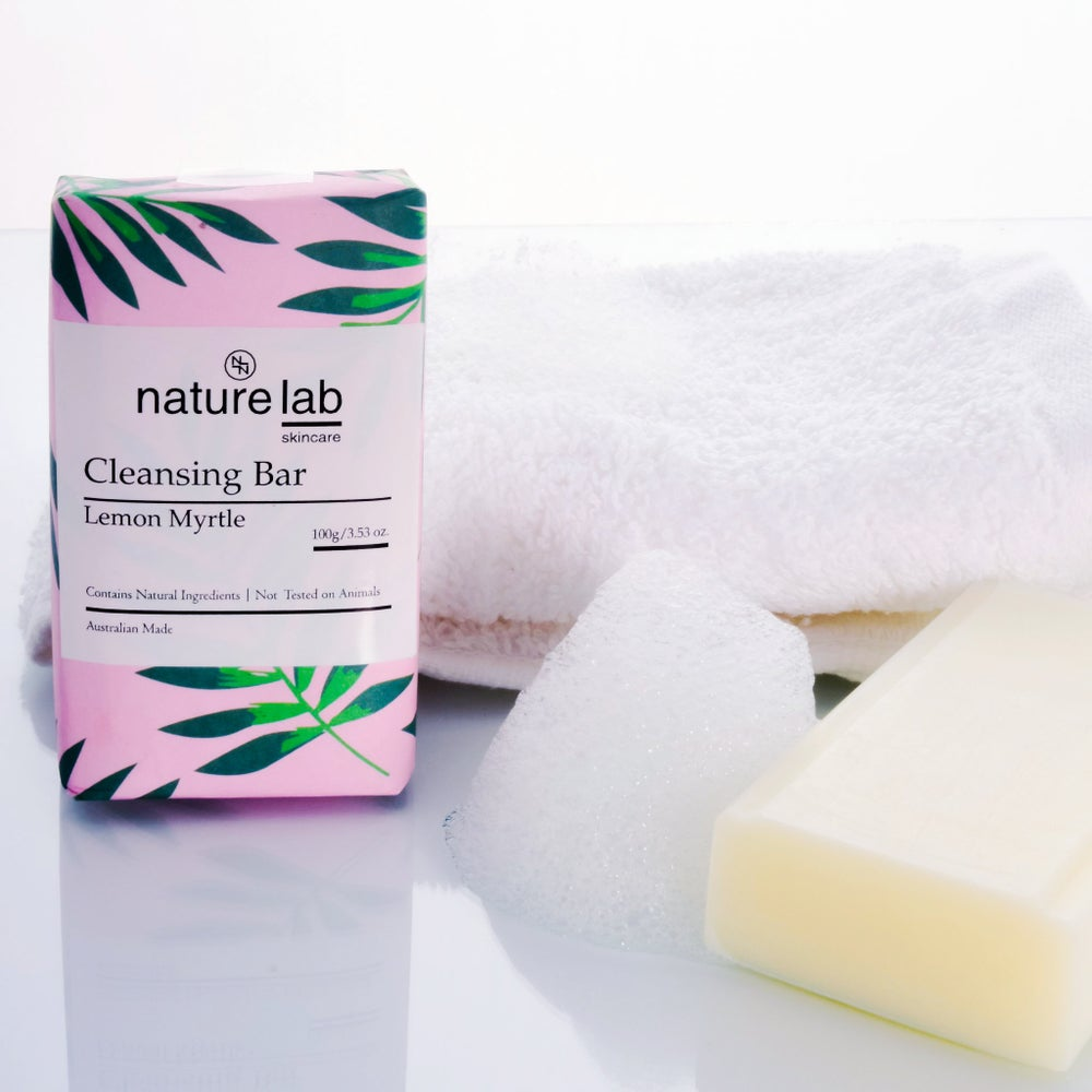 Image of Cleansing Natural Bar