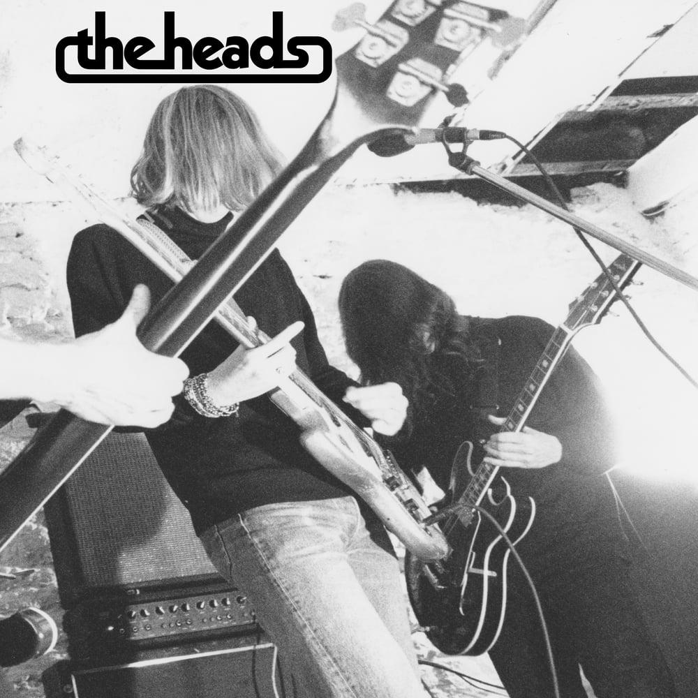 The Heads - Reverberations Volume 1 (2xLP Gatefold) BLACK VINYL 5 LEFT