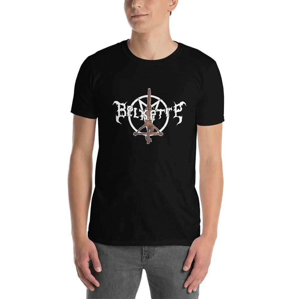 Image of Bèlkètre Logo First Period Short-Sleeve Unisex T-Shirt