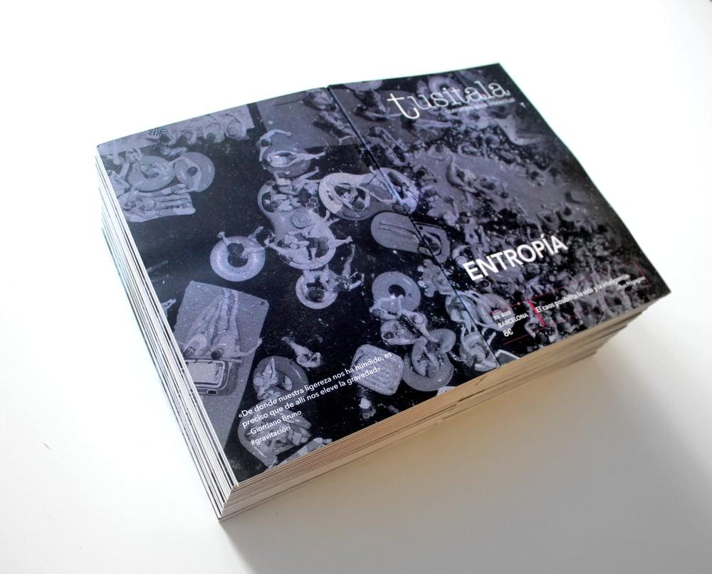 Image of Ejemplar en papel de la revista N8 - Entropía