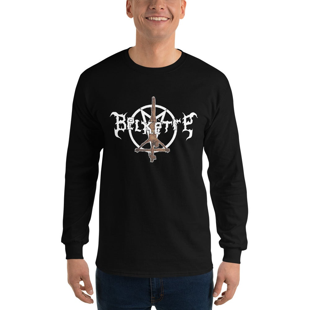 Image of Bèlkètre Logo First Period Long Sleeve T-Shirt