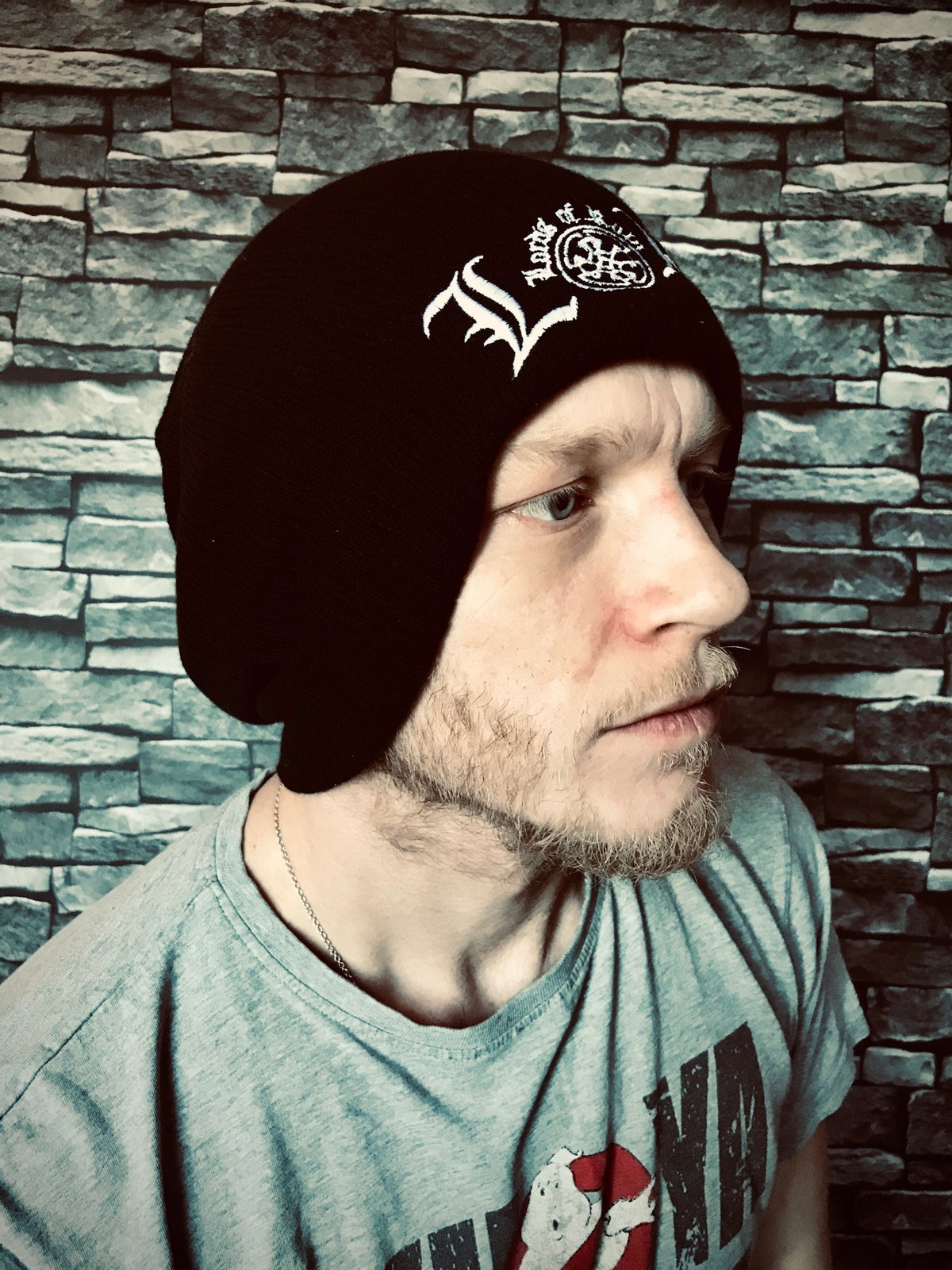 Lords of Ruin Embroided Slouchy Hat