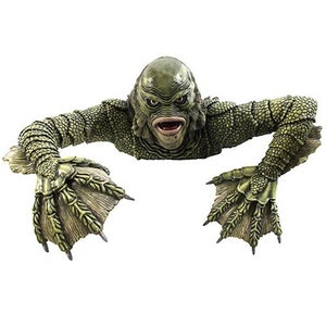 Image of Universal Monsters Creature from the Black Lagoon Grave Walker Statue