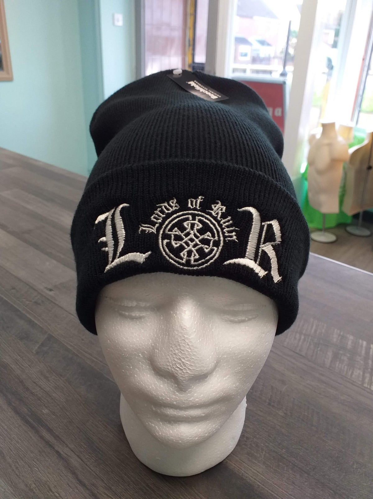 Lords of Ruin Embroided beanie Hat