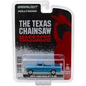 Image of The Texas Chain Saw Massacre 1974 -  1971 Chevrolet C-10